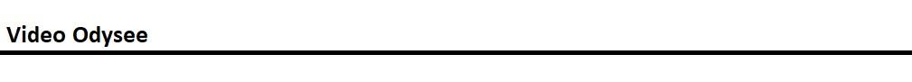 Tento obrázek nemá vyplněný atribut alt; název souboru je Video-oDYSEE.jpg.